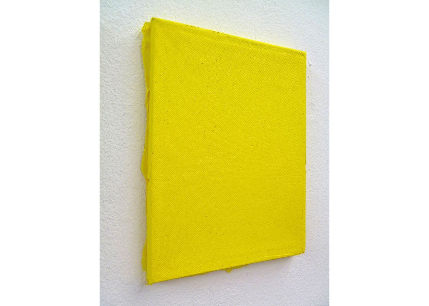 Seitenaufnahme, Color for Paint, yellow